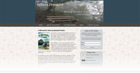 Web Design for Author Sylissa Franklin