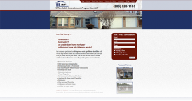 Web Design for Affordable Investment Properties