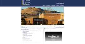 Web Design for Idaho Lighting Solutions