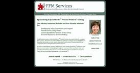 Web Design for FFM Services