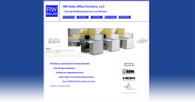Web Design for RW Sales