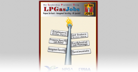 Website for LP Gas Jobs