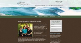 Web Design for Advocate Guardianship