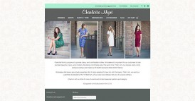 Website Design for Charlotte Mynt