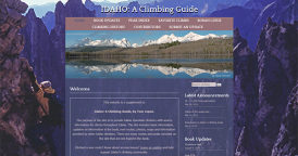 Web Design for Idaho: A Climbing Guide