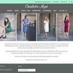 Website Design for Charlotte Mynt