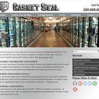 Website Design for Gasket Seal