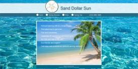Website Design for Sand Dollar Sun